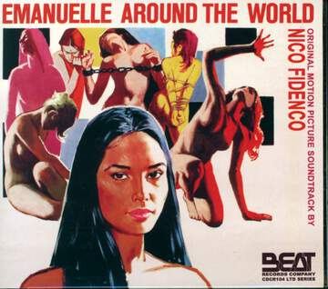 Nico Fidenco: Emanuelle Around The World (Original Motion Picture Soundtrack)