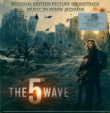 Henry Jackman: The 5th Wave (Original Motion Picture Soundtrack)