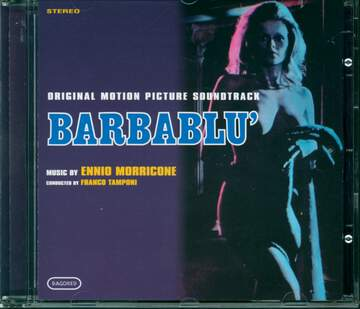 Ennio Morricone: Barbablù (Original Motion Picture Soundtrack)