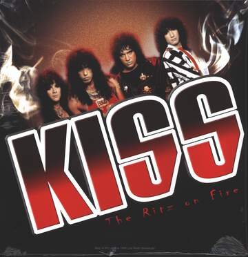 Kiss: The Ritz On Fire