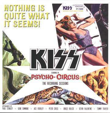 Kiss: Nothing Is Quite What It Seems!
