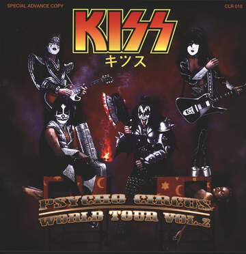 Kiss: Psycho Circus World Tour Vol. 2