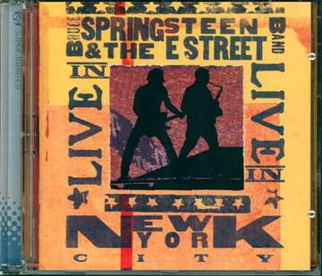 Bruce Springsteen & The E-Street Band: Live In New York City
