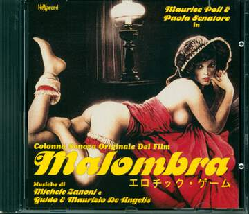 Guido And Maurizio De Angelis / Michele Zanoni: Malombra (Colonna Sonora Originale Del Film)