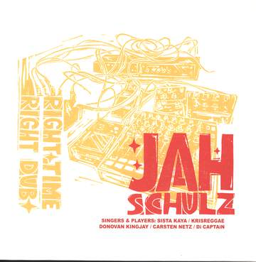 Jah Schulz: Right Time Right Dub