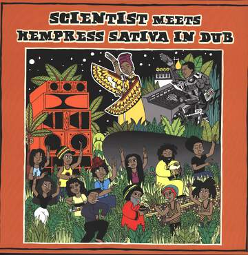 Scientist / Hempress Sativa: In Dub