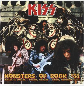 Kiss: Monsters Of Rock '88
