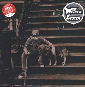 Kiss / Wicked Lester: Wicked Lester