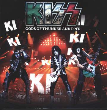 Kiss: Gods Of Thunder And R 'N' R