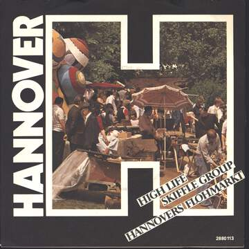 High Life Skiffle Group: Hannovers Flohmarkt
