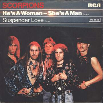 Scorpions: He's A Woman  - She's A Man