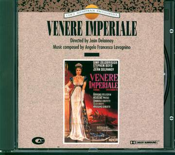 Angelo Francesco Lavagnino: Venere Imperiale (Original Soundtrack)