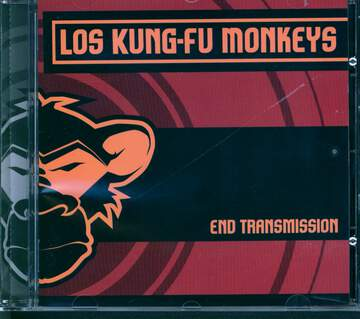 Los Kung Fu Monkeys: End Transmission