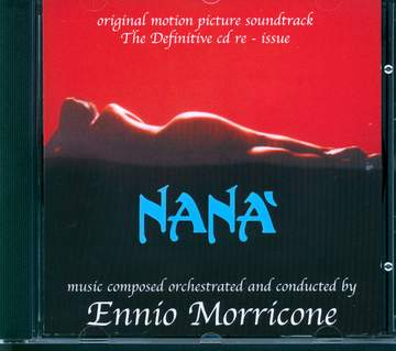 Ennio Morricone: Nana' (Original Soundtrack)
