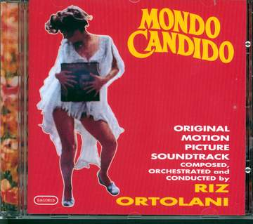Riz Ortolani: Mondo Candido (Original Motion Picture Soundtrack)