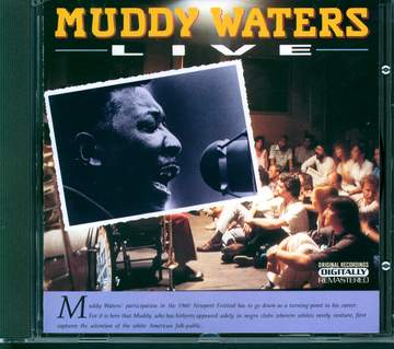 Muddy Waters: Live