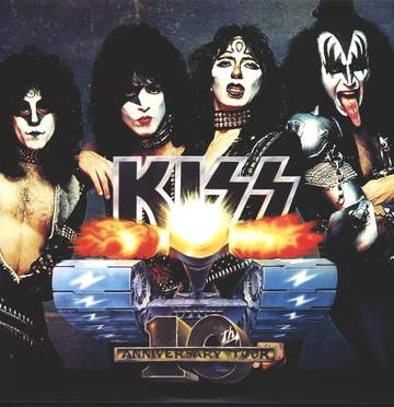 Kiss: 10th Anniversary Tour