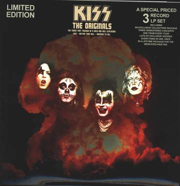 Kiss: The Originals