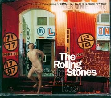 The Rolling Stones: Saint Of Me