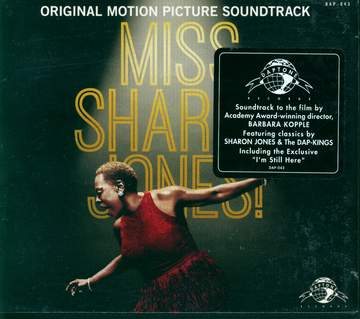 Sharon Jones & The Dap-Kings: Miss Sharon Jones! (Original Motion Picture Soundtrack)