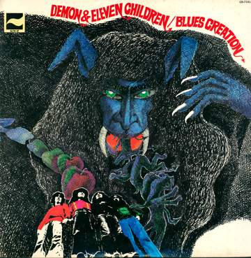 Blues Creation: Demon & Eleven Children