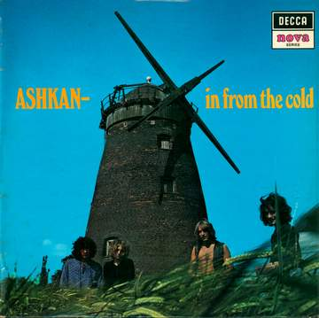 Ashkan: In From The Cold