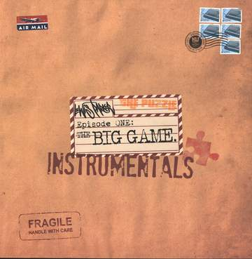 Lewis Parker: The Puzzle: Episode One 'The Big Game' Instrumentals