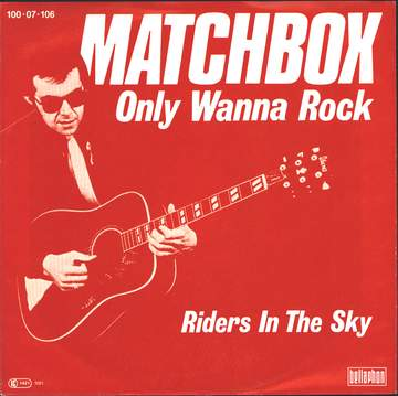 Matchbox: Only Wanna Rock