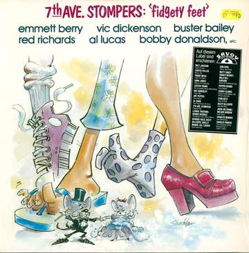 7th Ave. Stompers: Fidgety Feet