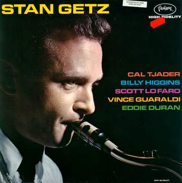 Stan Getz: Stan Getz With Cal Tjader