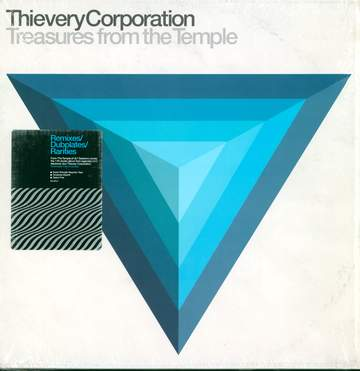 Thievery Corporation: Treasures From The Temple