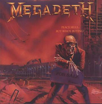 Megadeth: Peace Sells...But Who's Buying?