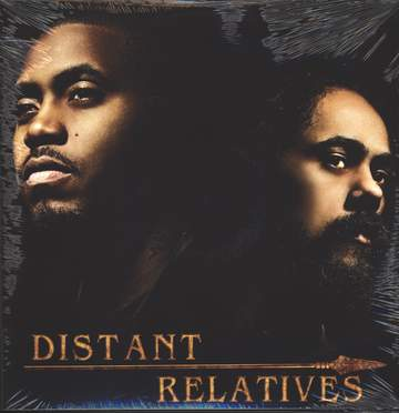 Nas / Damian Marley: Distant Relatives
