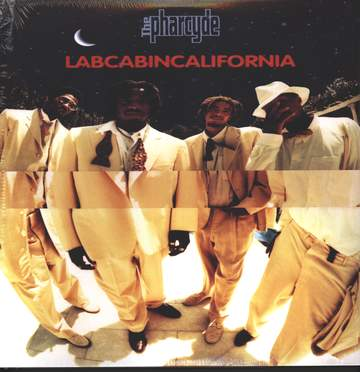 The Pharcyde: Labcabincalifornia