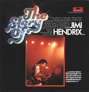 Jimi Hendrix: The Story Of Jimi Hendrix