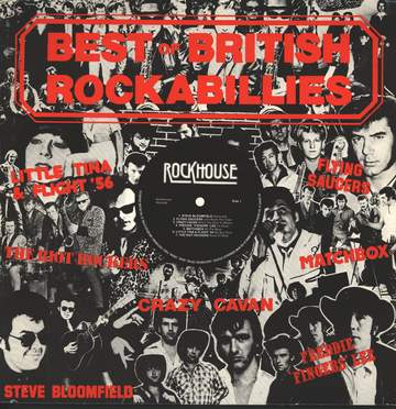 Various: Best Of British Rockabillies