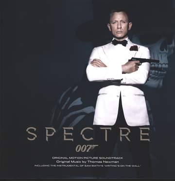 Thomas Newman: Spectre (Original Motion Picture Soundtrack)