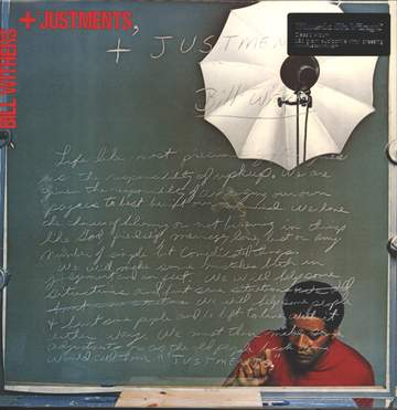 Bill Withers: +'Justments