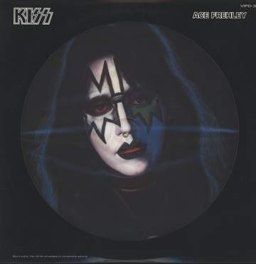 Kiss / Ace Frehley: Ace Frehley