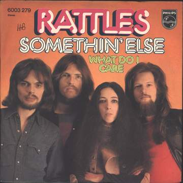 The Rattles: Somethin'  Else