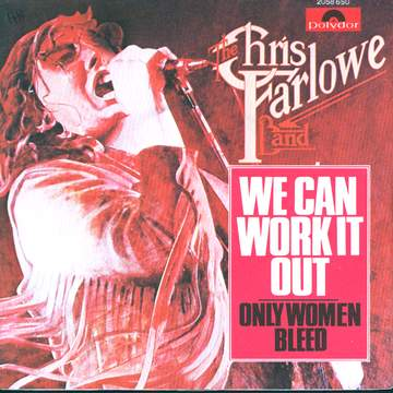 The Chris Farlowe Band: We Can Work It Out