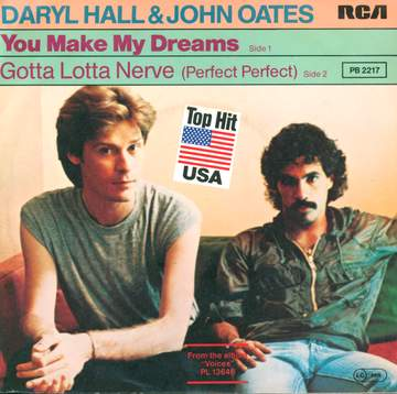 Daryl Hall & John Oates: You Make My Dreams