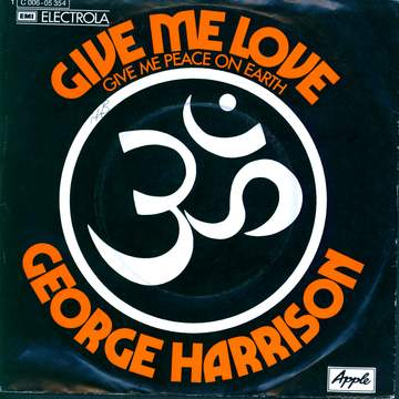 George Harrison: Give Me Love (Give Me Peace On Earth)