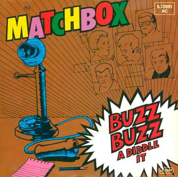 Matchbox: Buzz Buzz A Diddle It