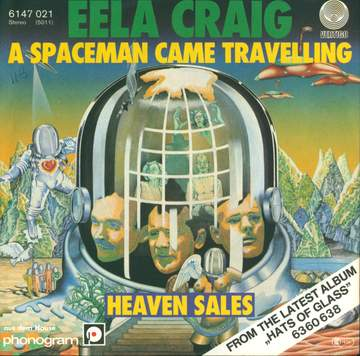 Eela Craig: A Spaceman Came Travelling / Heaven Sales