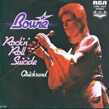 David Bowie: Rock'n' Roll Suicide