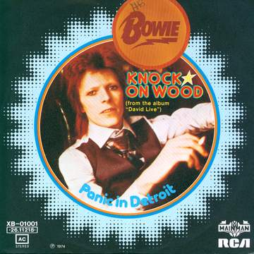 David Bowie: Knock On Wood