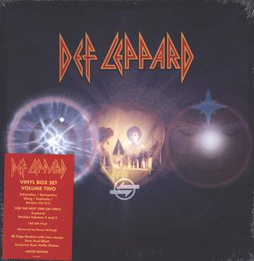 Def Leppard: Vinyl Collection Volume Two