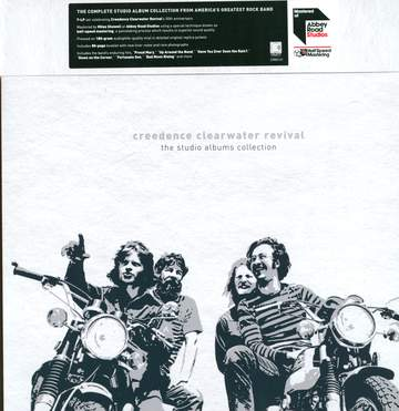 Creedence Clearwater Revival: The Studio Albums Collection