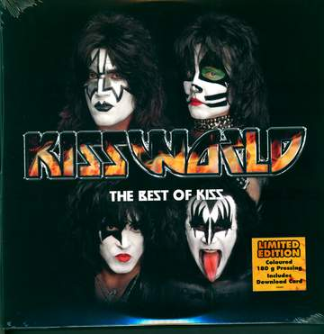 Kiss: Kissworld (The Best Of Kiss)